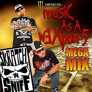 Music As A Weapon 5 Mega Mix