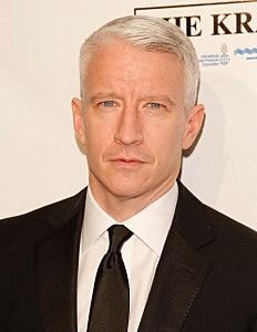 Anderson Cooper of C.N.N.