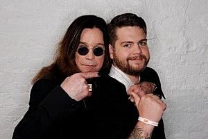 Jack Osbourne And Ozzy