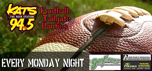 Football Tailgate Parties