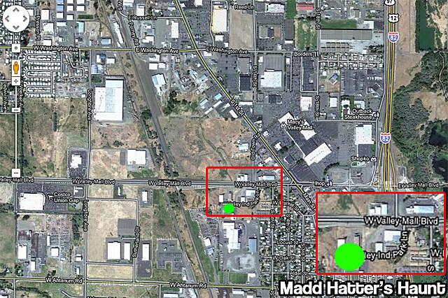 madd map