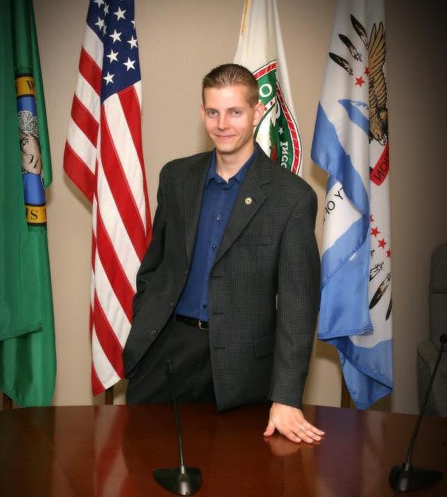 Micah At City Hall