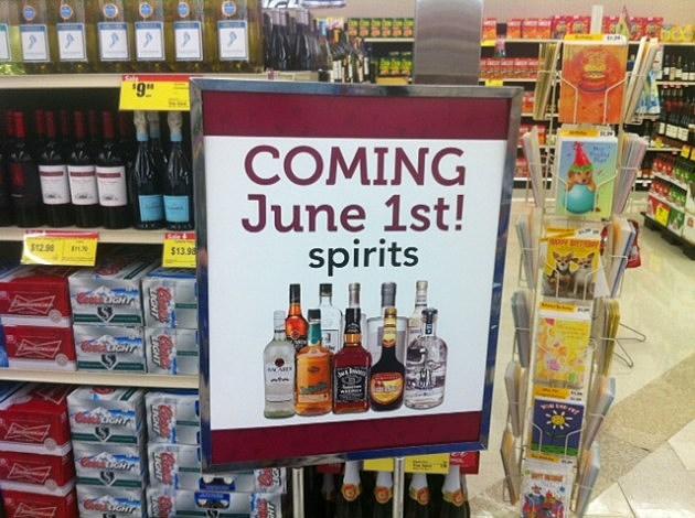 Coming June 1st! Spirits