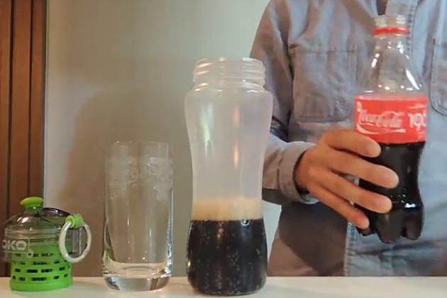 coke filter