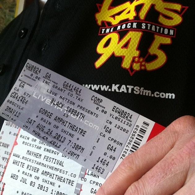 black sabbath concert tickets