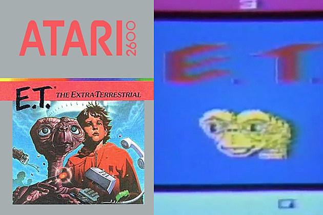 E.T. Atari