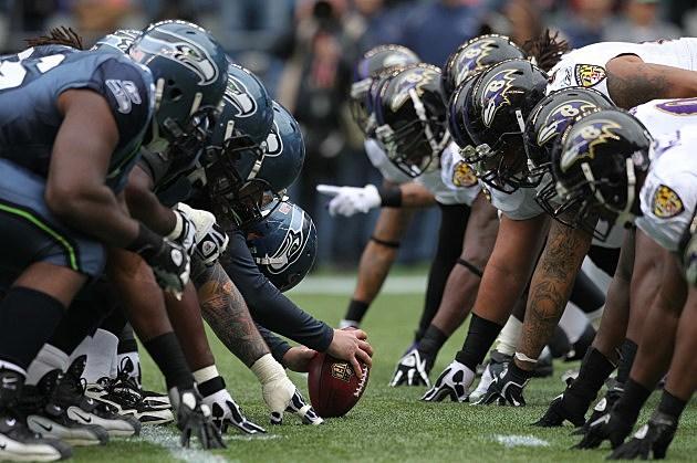Seahawks Ravens