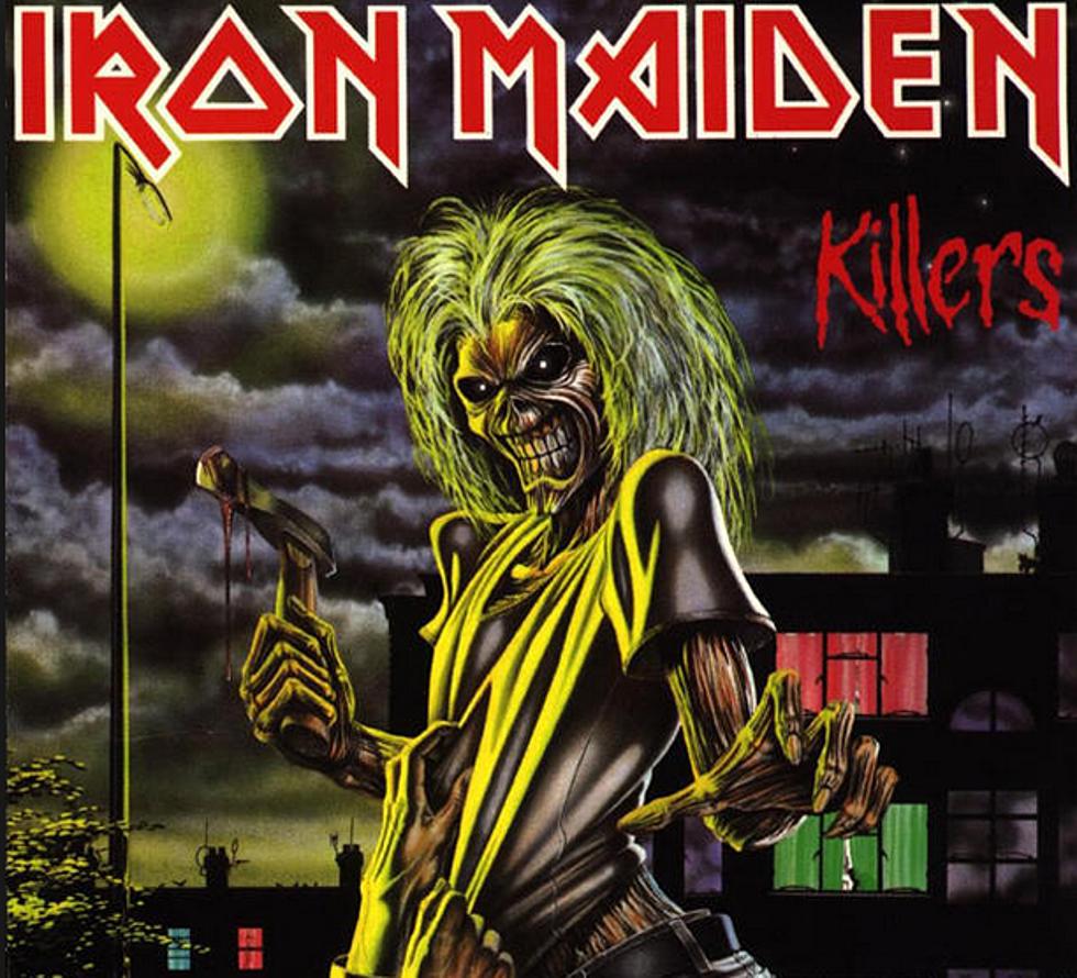 Happy Birthday To Derek Riggs Artist For Iron Maiden