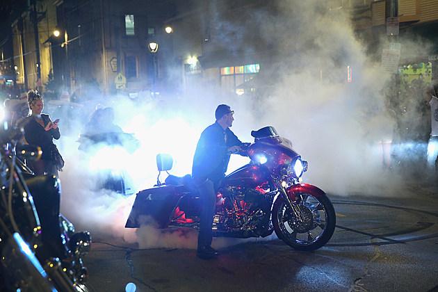 Harley Davidson Celebrates Its 110th Anniversary