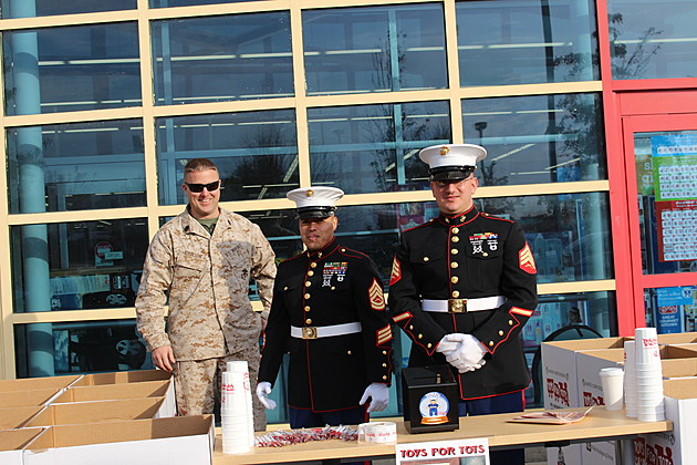 Toys For Tots - USMC