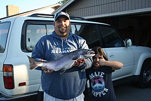 TSM Henderson - Yakima River salmon from 2011