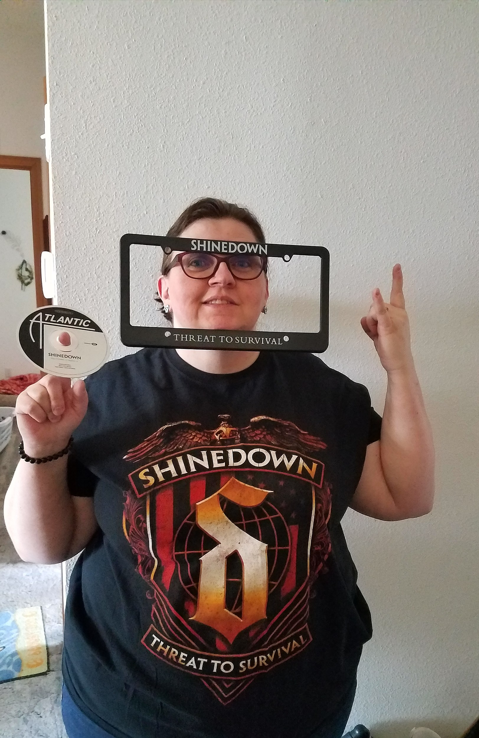 Kats Listener Shows Swag Wins Shinedown Tickets