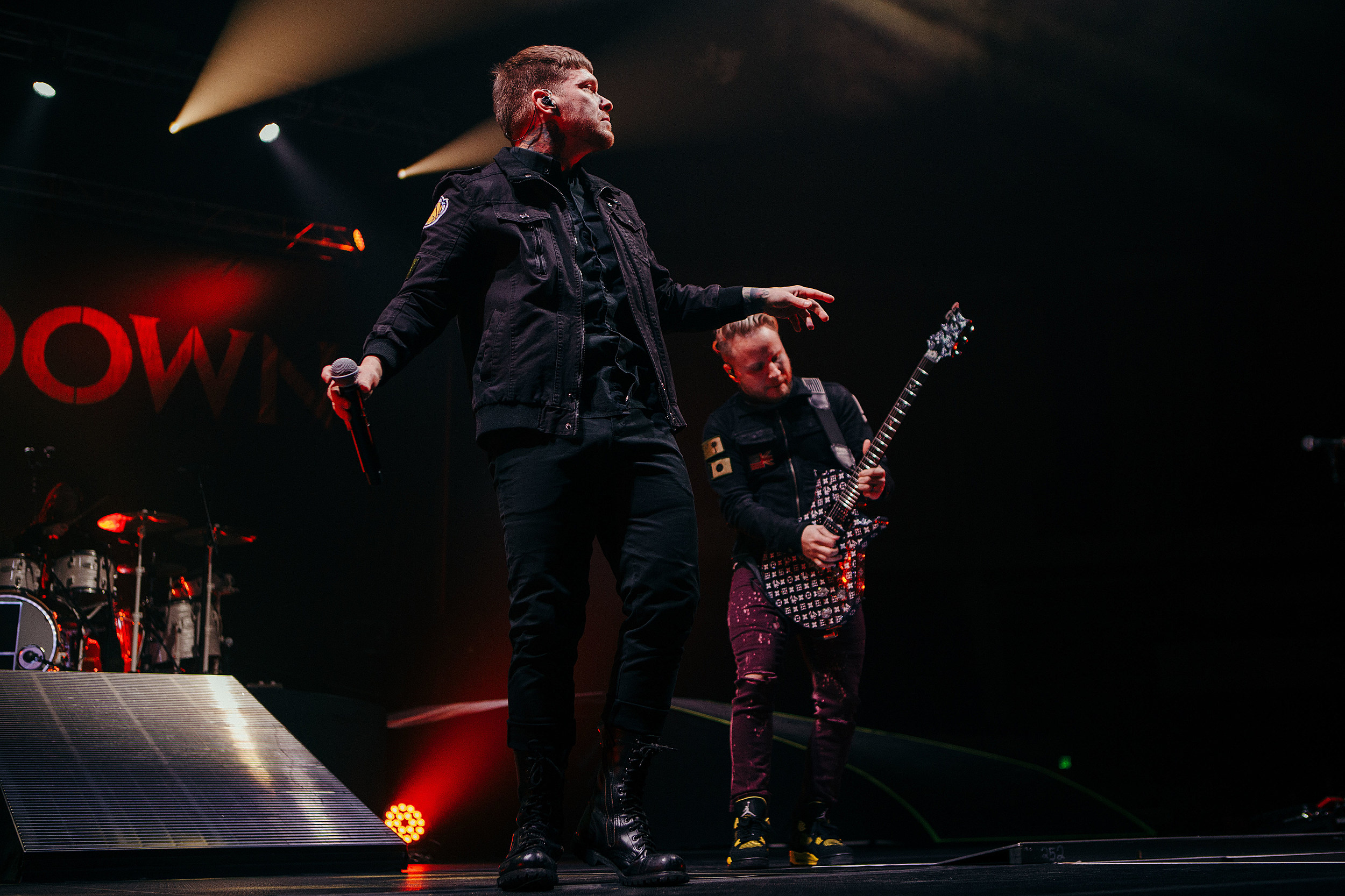 Icymi Shinedowns Complete Setlist From Saturday Night